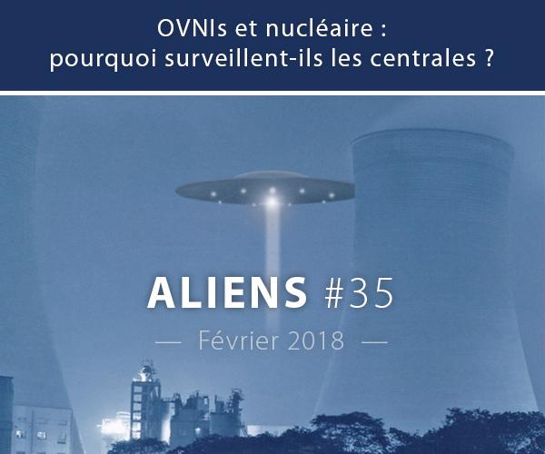 Aliens #35 - Février 2018