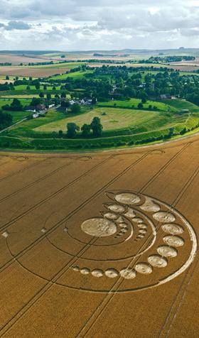 Avebury (Wiltshire) - 1er août 2002