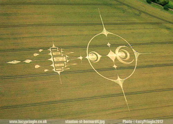 Stanton St Bernard, Wiltshire - 20 juillet 2012