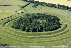 Badbury Rings (Dorset) - June 17, 2014