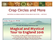 Crop Circles and More