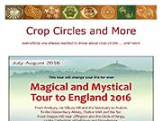 Crop Circles and More